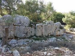 Cyclopean Wall