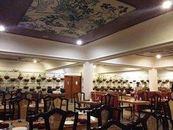 Buffet Dining area