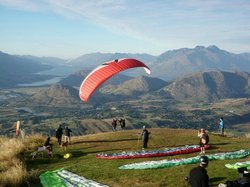 Extreme Air Paragliding & Hang gliding Flight School