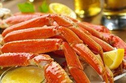 10 to 12 oz Snow Crab Legs