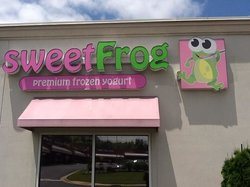 Sweet Frog Harrisonburg