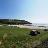 Porthluney Beach