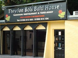 Theydon Bois Balti House