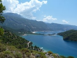 Kayakoy to Oludeniz Walking Trail