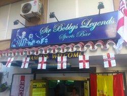 The Sir Bobby Legend