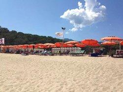 Stabilimento balneare Tropical Marina di Campo