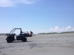 Portsmouth Island ATV Excursions