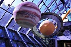 Fundacao Planetario da Cidade do Rio de Janeiro & Museu do Universo