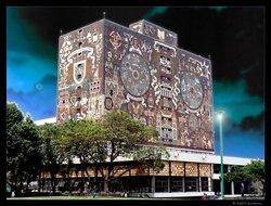 UNAM Biblioteca central