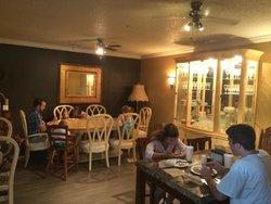 Auxillary Dining Room