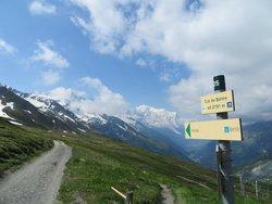 Telecabine Le Tour Col de Balme