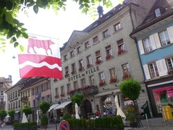 Brasserie de l'Hôtel de Ville Bulle