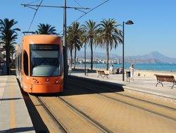 Tram Metropolitano De Alicante