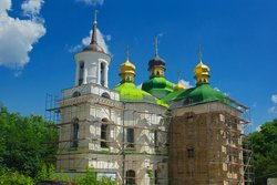 Church of the Saviour at Berestove