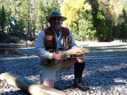 Mark Cottrell Fly Fishing Guide Service - Tours