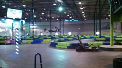 Andretti Indoor Karting and Games - Roswell