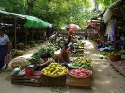 Nyaung U Market