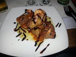 Restaurante El Gato Gris