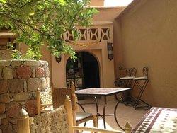 Reception terrasse