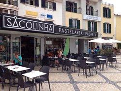 Sacolinha Pastelaria & Padaria