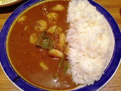 Curry Kitchen Ethiopia, Ochanomizu Sola City