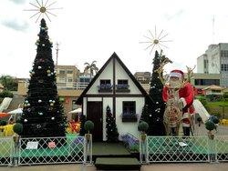 Praça no Natal