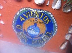 Restaurante Cuatro Vientos Mita