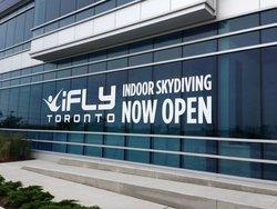 iFLY Toronto is now open!