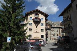 Hotel Stambecco