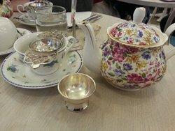 The Tea Salon