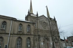 Iglesia y convento los Carmelitas(la Virgen del Carmén)