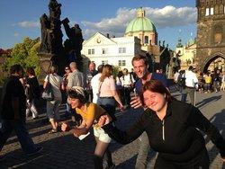 Treasure Hunt Praha