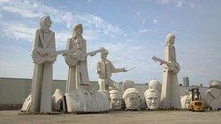 Adickes Sculptur Worx