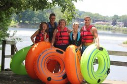 Twin Rivers Tubing