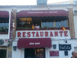 Restaurante Don Cuco