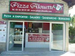 Pizza Alouette