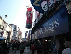 Barrio Meiggs - Estacion Central