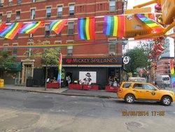 Mickey Spillane's
