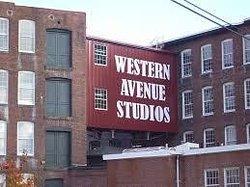 Western Avenue Studios