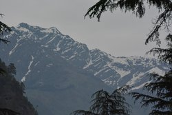 The Snow Covered Himalayas