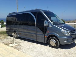 Nst Santorini Private Tours- Minibus Tours