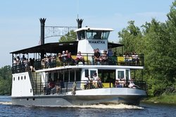 Toonerville Trolley Train and Boat Tours