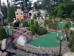 Boots and Birdies Miniature Golf