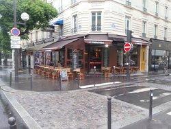 Le Bar-Brasserie-Restaurant le Sympathique