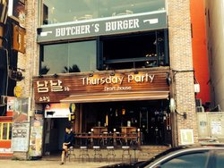 Butcher's Burger Gwangan