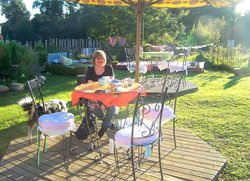 Spookasem Tea Garden