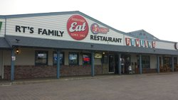 RT's Family Restaurant-Hillbilly Bowl