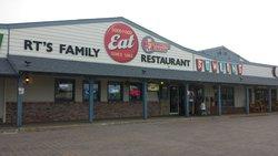 RT's Family Restaurant-Hillbilly Bowl