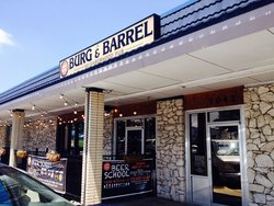 ‪Burg & Barrel‬