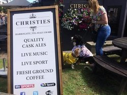 Christies Bar Harrogate